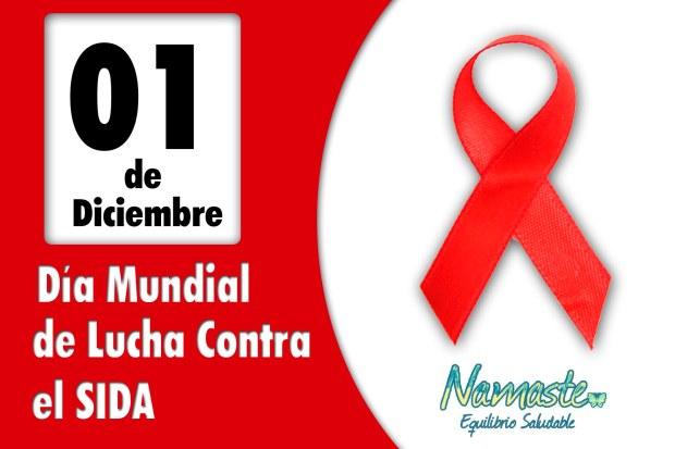 01 DICIEMBRE DIA MUNDIAL DE LUCHA CONTRA EL SIDA