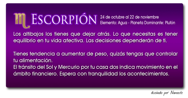8-ESCORPION