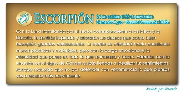 8-ESCORPION