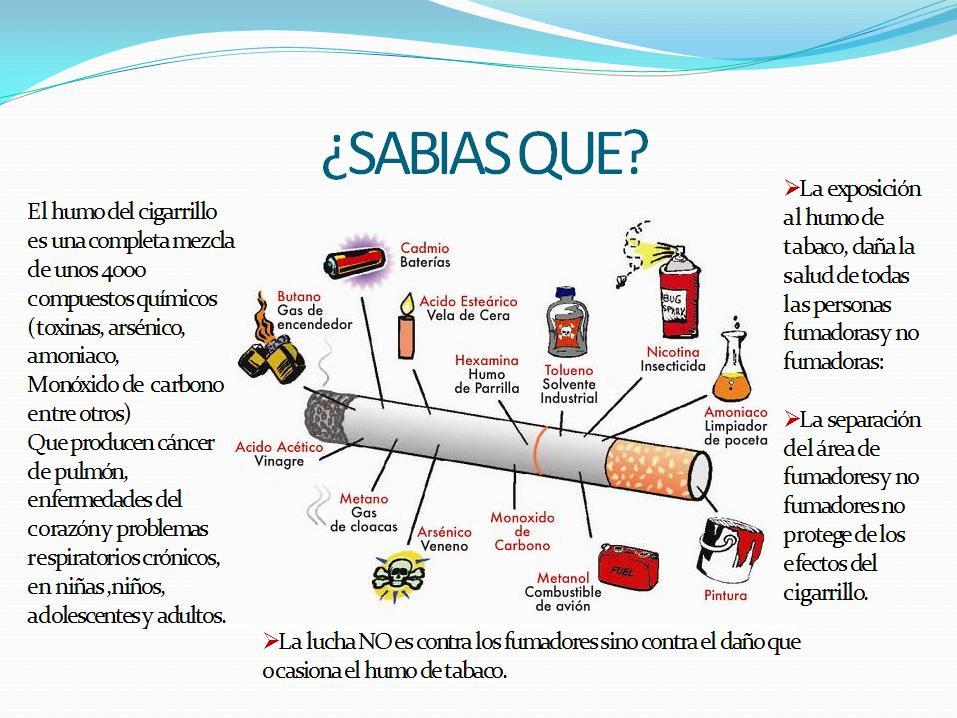 Dejar fumar la utilidad para los vasos