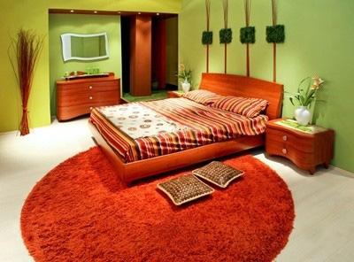 hogar-recamara-verde-madera