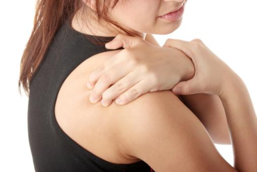 Back pain concept.