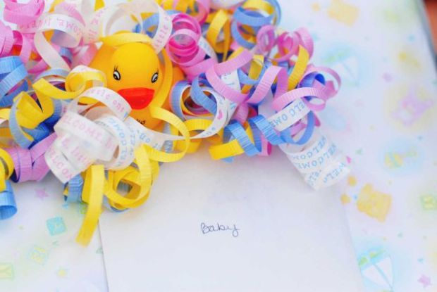 tarjetas invitacion baby shower